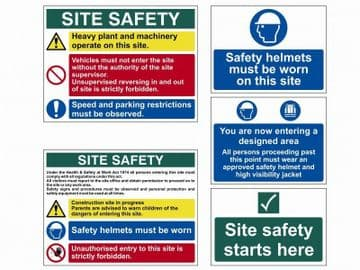 Construction Site Pack 5-Pack